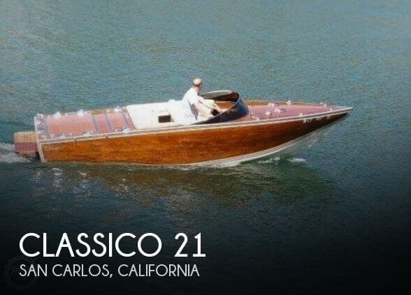 Used Boats For Sale in Salinas, California by owner | 1994 Classico 21
