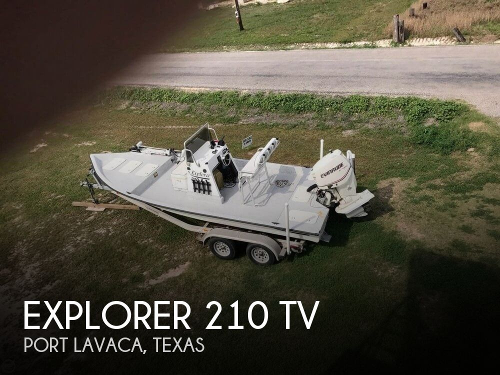 Used Explorer Boats For Sale by owner | 2006 Explorer 21