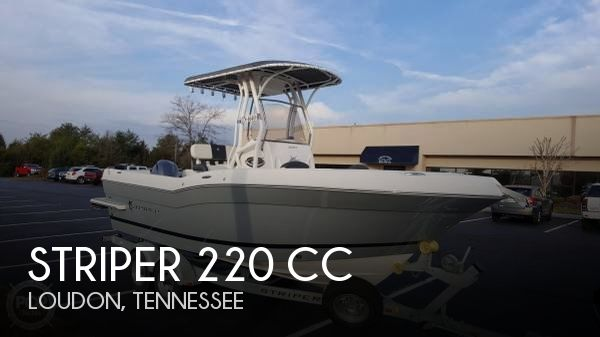 Used Boats For Sale in Chattanooga, Tennessee by owner | 2016 Striper 21