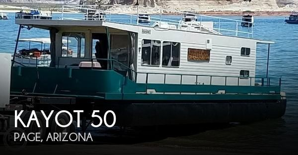 Used Kayot Boats For Sale by owner | 1978 Kayot 50