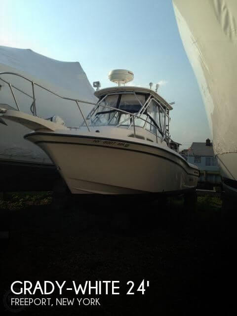 Used Grady-White Boats For Sale by owner | 2004 Grady-White 24