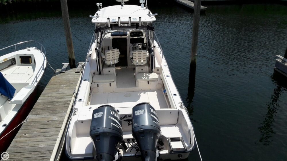 2004 Grady-White boat for sale, model of the boat is 258 Journey & Image # 4 of 40