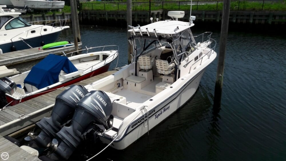 2004 Grady-White boat for sale, model of the boat is 258 Journey & Image # 8 of 40