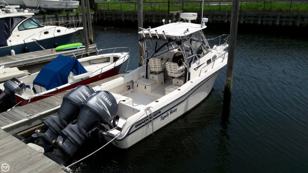 2004 Grady-White boat for sale, model of the boat is 258 Journey & Image # 9 of 40