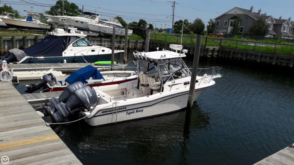 2004 Grady-White boat for sale, model of the boat is 258 Journey & Image # 11 of 40