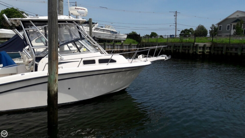 2004 Grady-White boat for sale, model of the boat is 258 Journey & Image # 14 of 40