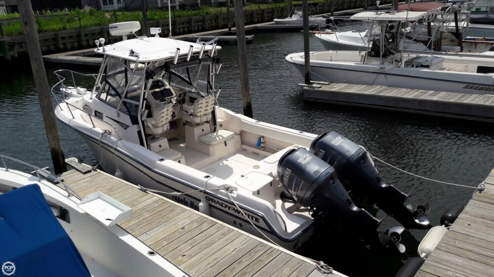 2004 Grady-White boat for sale, model of the boat is 258 Journey & Image # 19 of 40