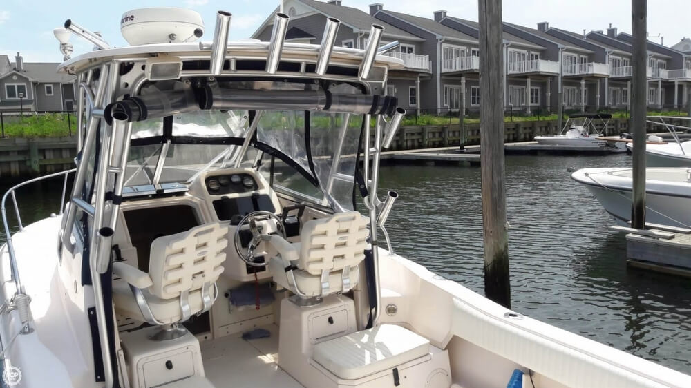 2004 Grady-White boat for sale, model of the boat is 258 Journey & Image # 22 of 40