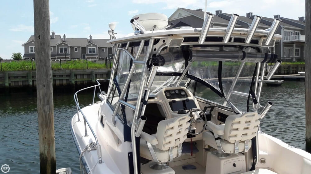2004 Grady-White boat for sale, model of the boat is 258 Journey & Image # 25 of 40