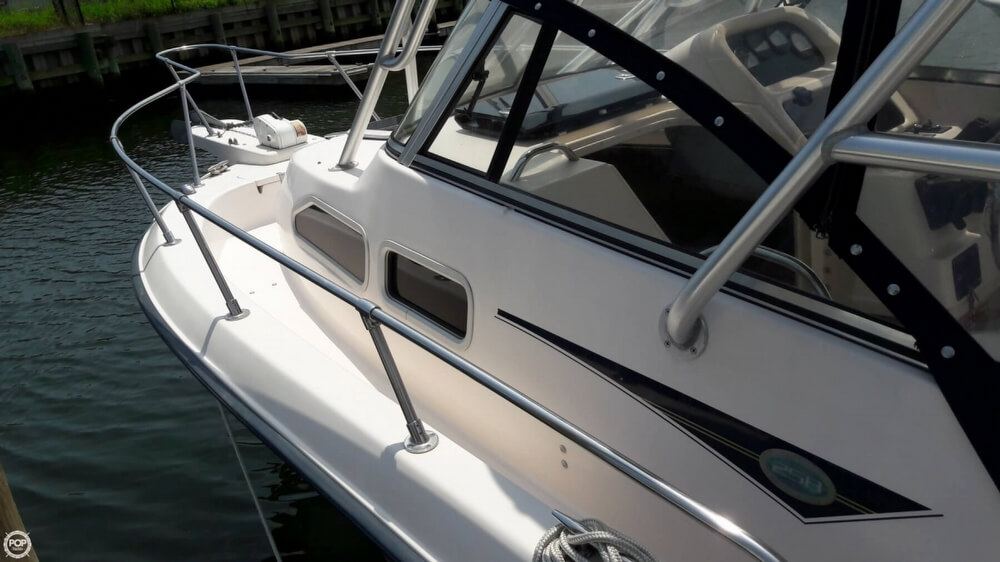 2004 Grady-White boat for sale, model of the boat is 258 Journey & Image # 26 of 40