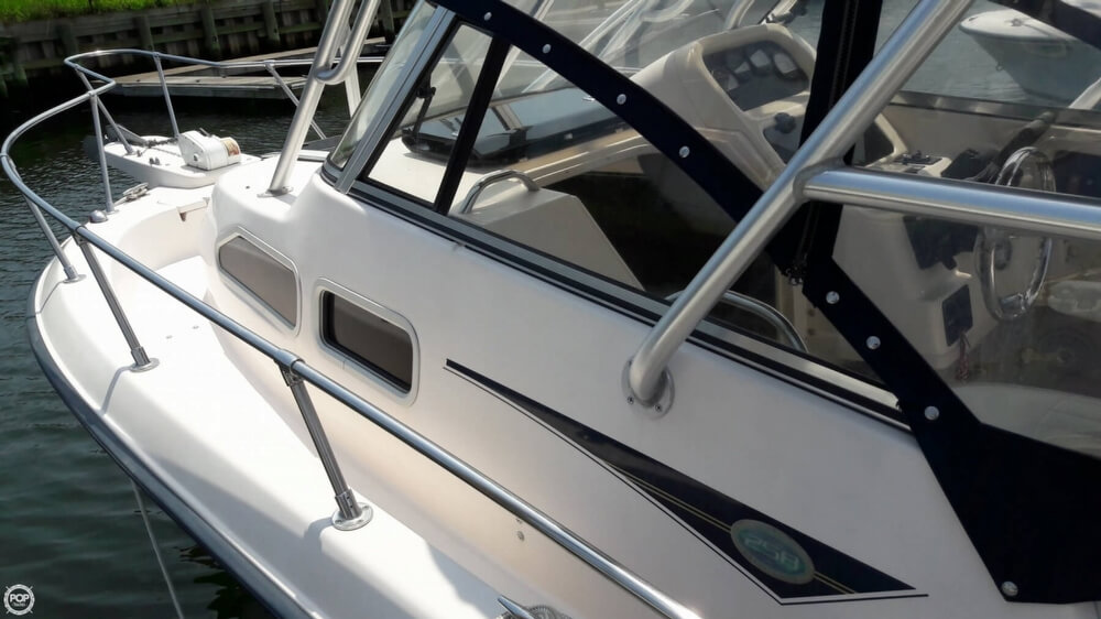 2004 Grady-White boat for sale, model of the boat is 258 Journey & Image # 27 of 40