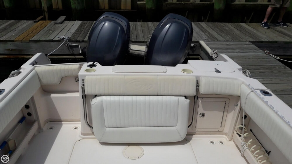2004 Grady-White boat for sale, model of the boat is 258 Journey & Image # 40 of 40