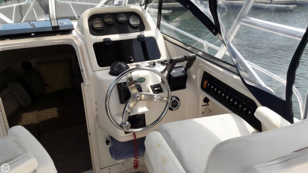 2004 Grady-White boat for sale, model of the boat is 258 Journey & Image # 2 of 40