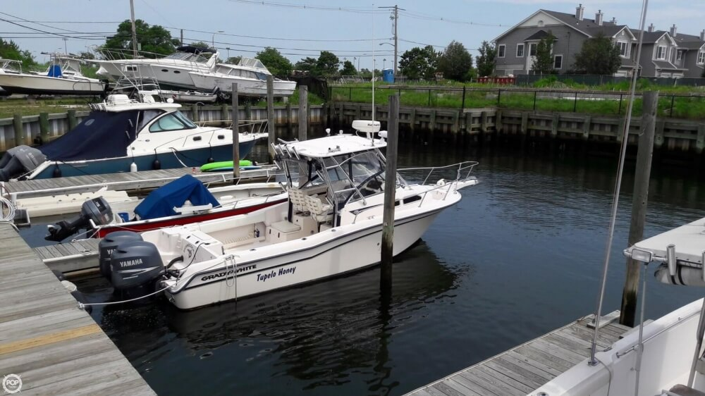 2004 Grady-White boat for sale, model of the boat is 258 Journey & Image # 5 of 40