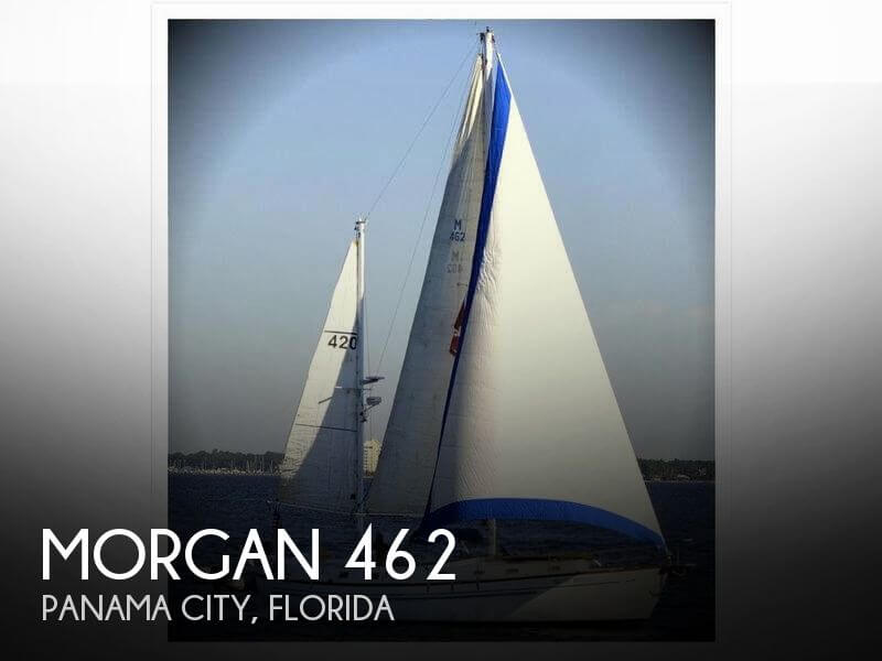 Used Morgan Boats For Sale by owner | 1981 Morgan 46