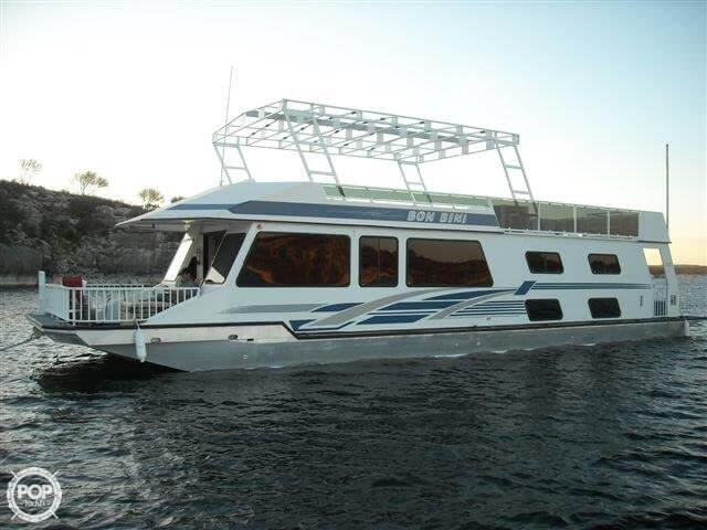 Used Houseboats For Sale In Texas - Page 1 of 2 | Boat Buys