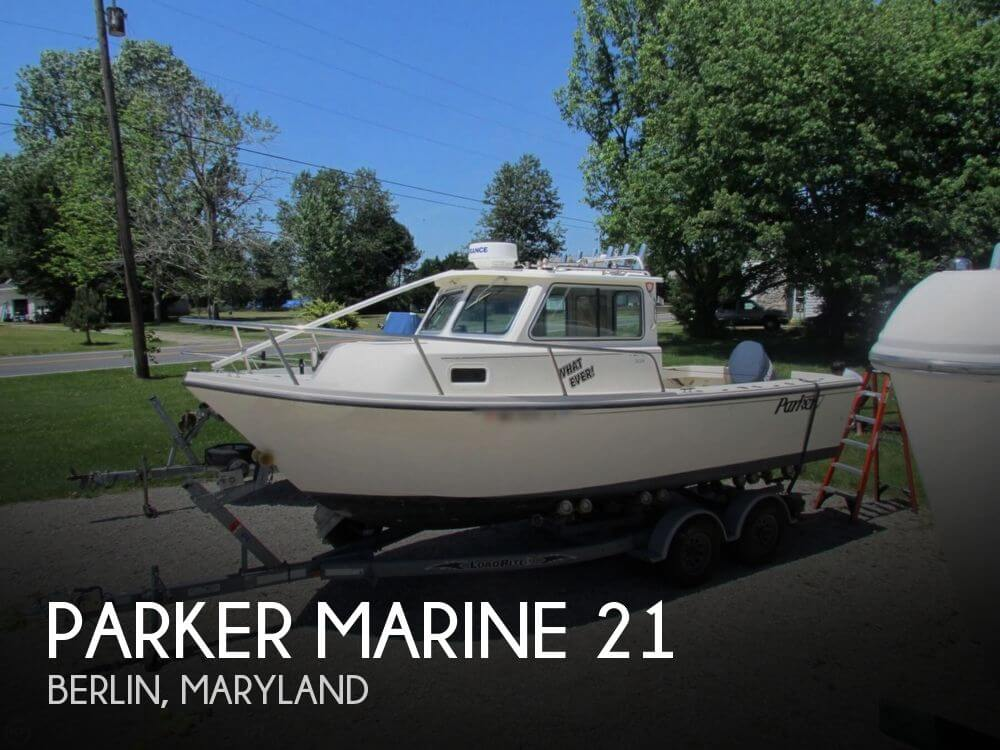 Used Ski Boats For Sale in Maryland by owner | 2007 Parker Marine 21
