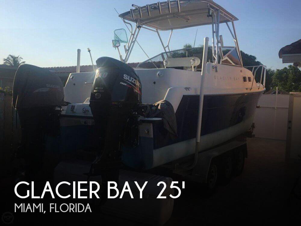 Used GLACIER BAY Boats For Sale by owner   1996 Glacier Bay 25