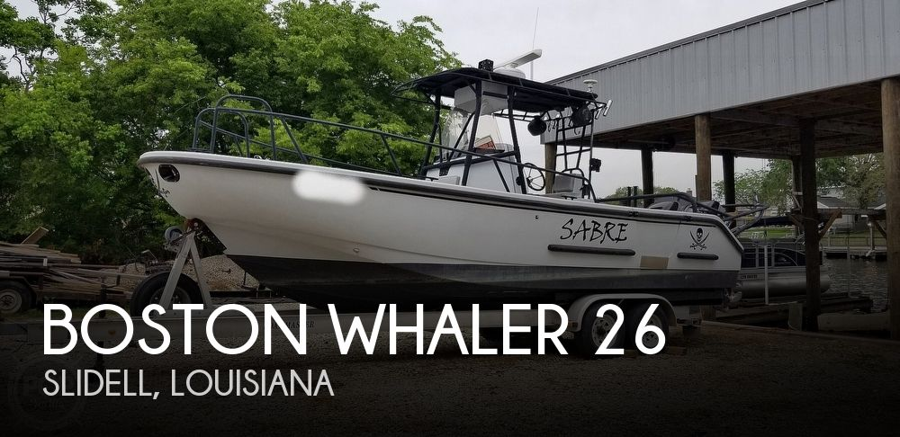 2000 Boston Whaler boat for sale, model of the boat is 26 Outrage - Justice Edition & Image # 1 of 40