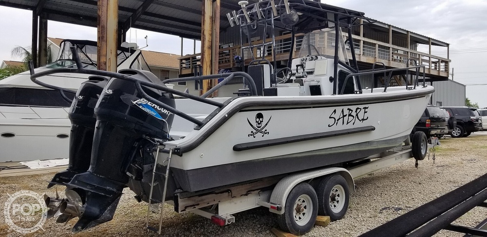 2000 Boston Whaler boat for sale, model of the boat is 26 Outrage - Justice Edition & Image # 4 of 40