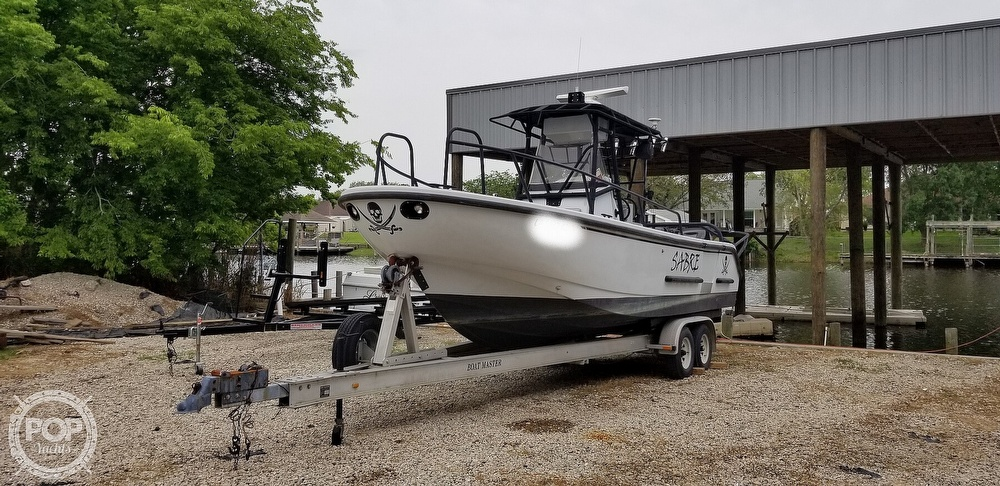 2000 Boston Whaler boat for sale, model of the boat is 26 Outrage - Justice Edition & Image # 13 of 40