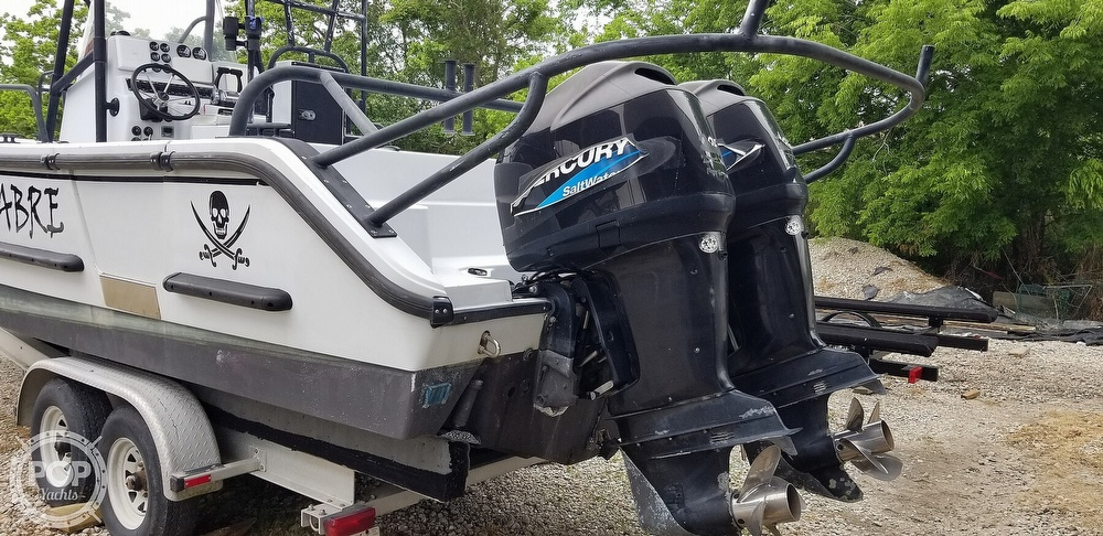 2000 Boston Whaler boat for sale, model of the boat is 26 Outrage - Justice Edition & Image # 19 of 40