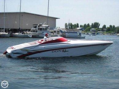 Donzi 33ZX Daytona, 33', for sale - $65,000