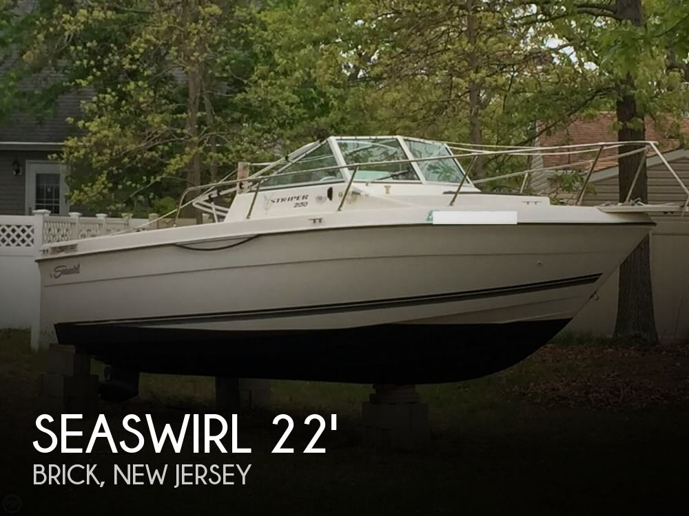 1998 Seaswirl Striper 2150