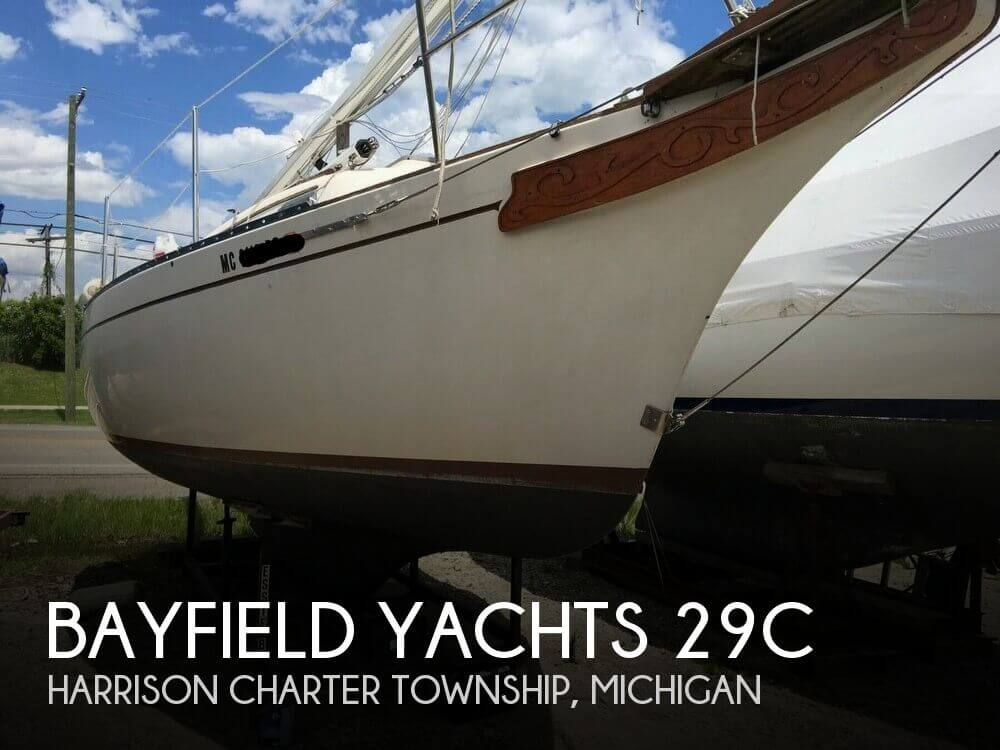 1983 BAYFIELD YACHTS 29C for sale