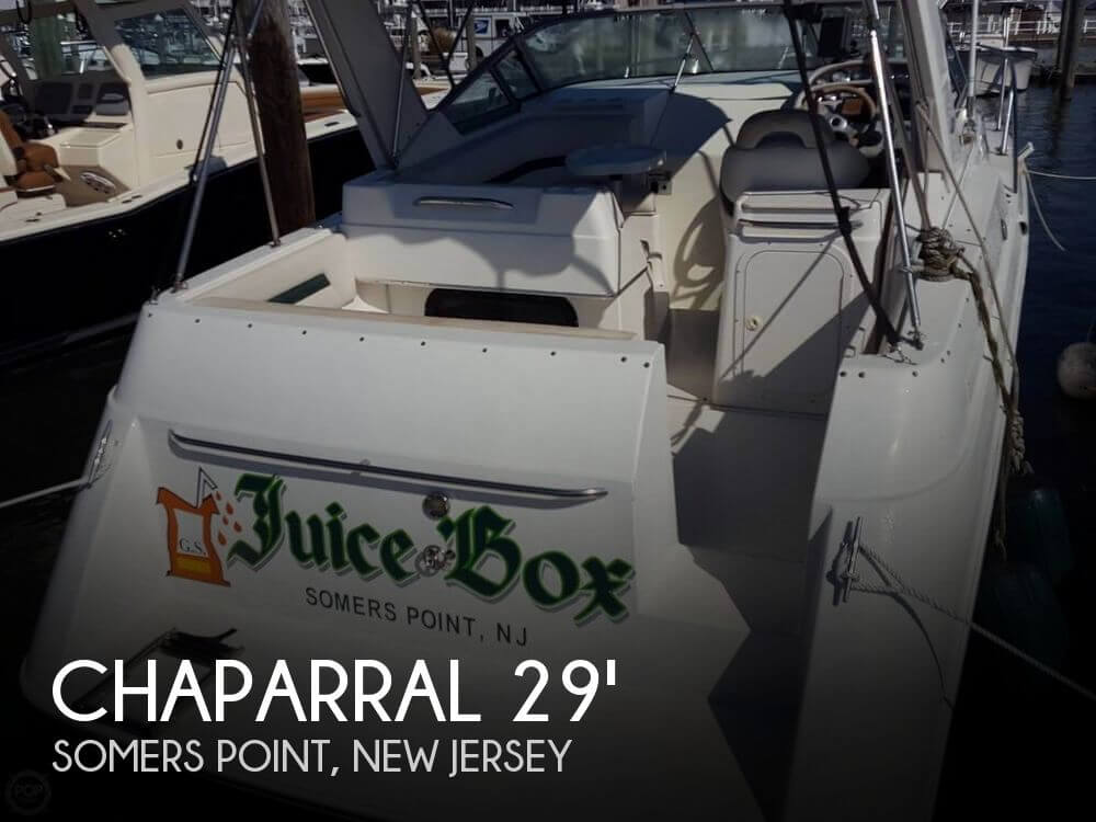 Used Chaparral 31 Boats For Sale by owner | 2000 Chaparral 31