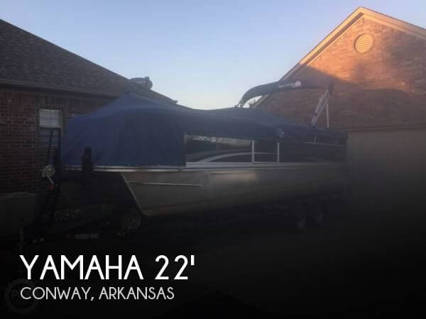 Used Pontoon Boats For Sale in Arkansas by owner | 2012 G3 22