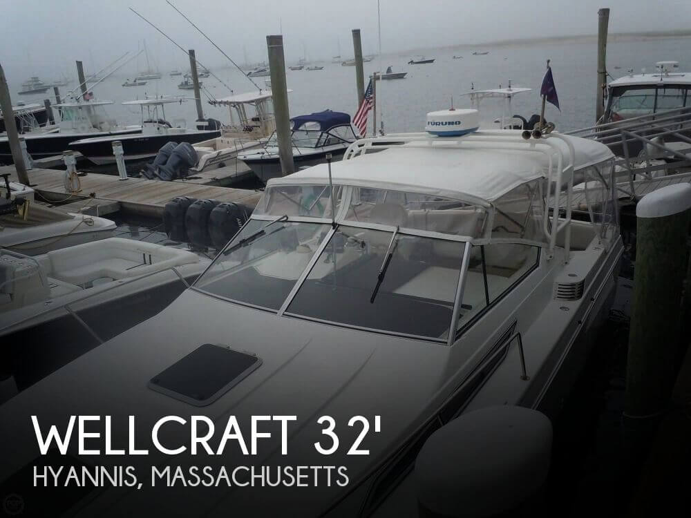 Used Wellcraft 31 Boats For Sale by owner | 1993 Wellcraft 31