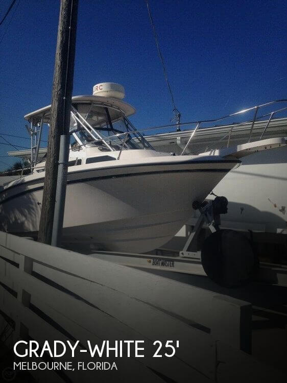 Used Grady-White Boats For Sale by owner | 1998 Grady-White 24