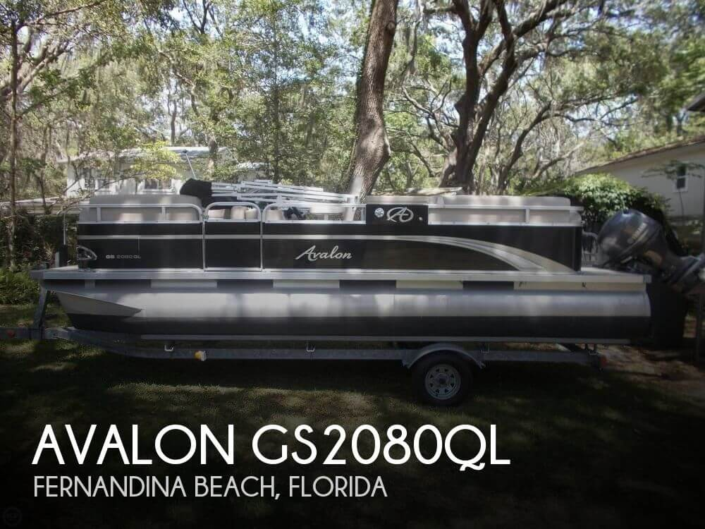Used Avalon Pontoon Boats For Sale by owner | 2013 Avalon 20