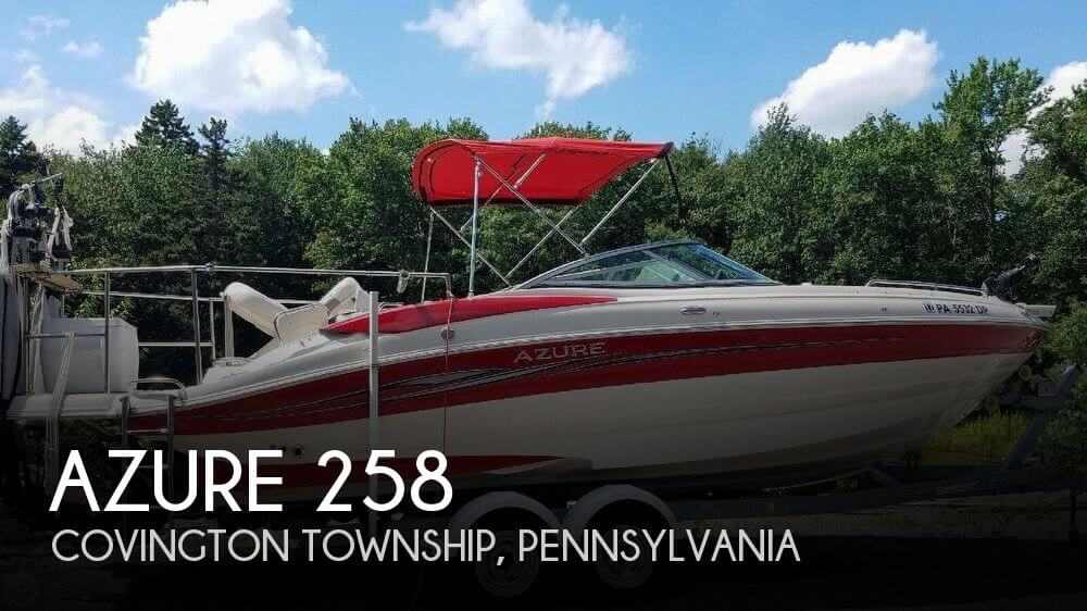 Used Boats For Sale in Bloomsburg, Pennsylvania by owner | 2007 Azure 28