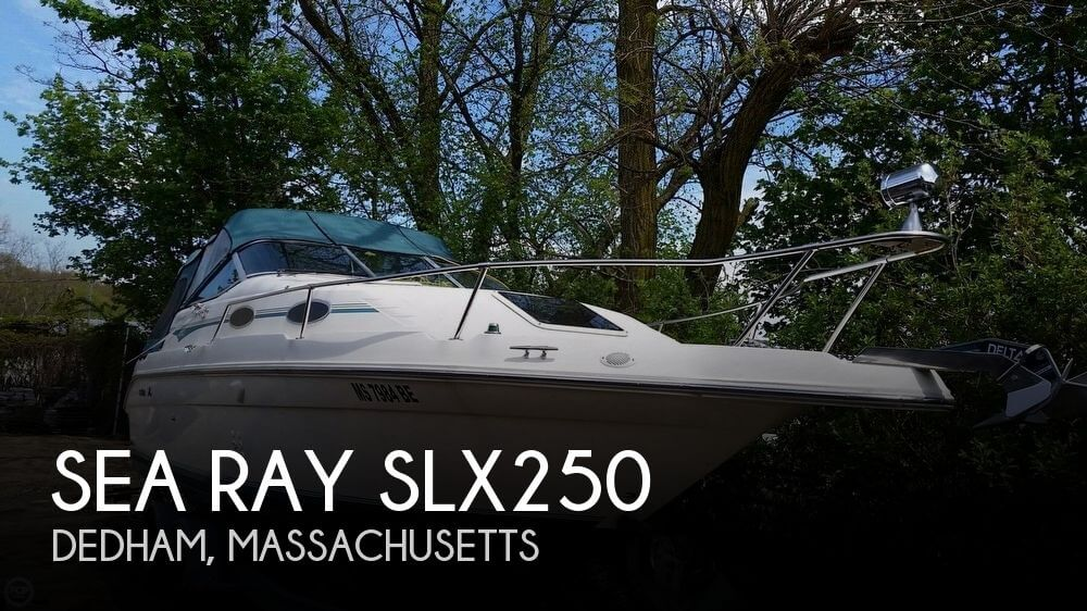 Used Sea Ray 25 Boats For Sale by owner | 1994 Sea Ray SLX250