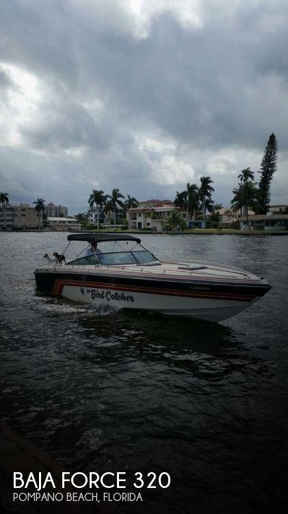 1985 Baja Force 320
