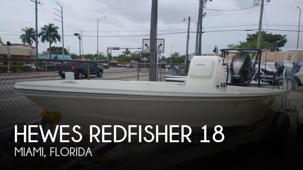 Used HEWES Boats For Sale by owner | 2015 Hewes 18