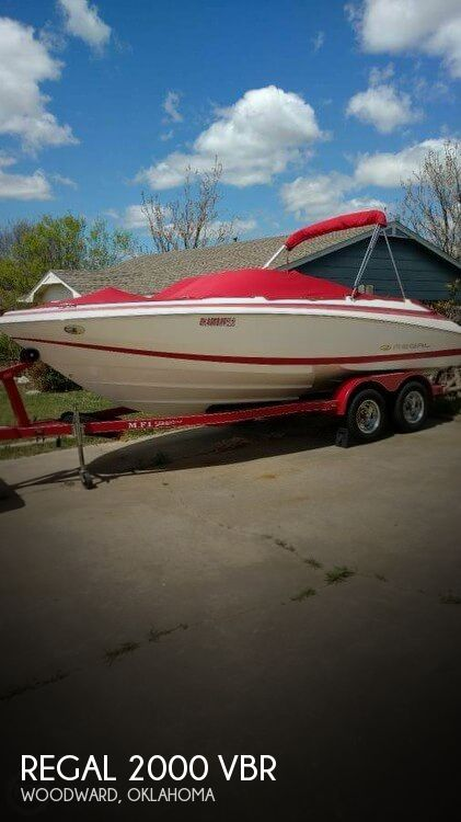 Used Power boats For Sale by owner | 2007 Regal 20