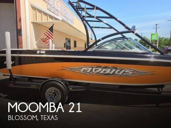 Used Moomba Boats For Sale by owner | 2008 Moomba 21