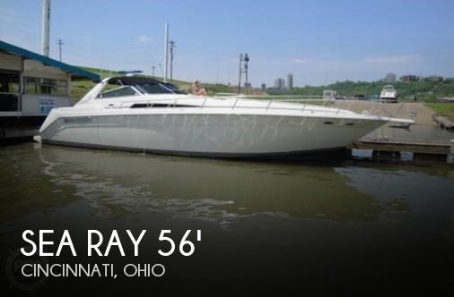 1993 Sea Ray 500 Sundancer - image 1