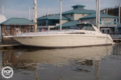 1993 Sea Ray 500 Sundancer - image 2