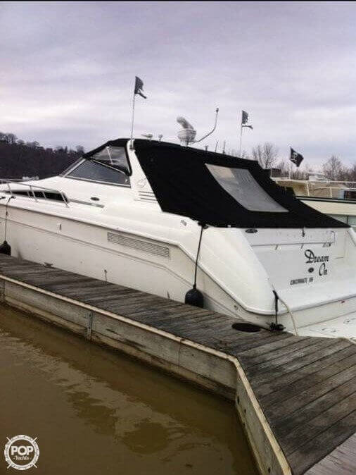 1993 Sea Ray 500 Sundancer - image 18