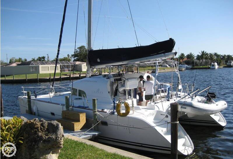 2002 LAGOON 38 for sale