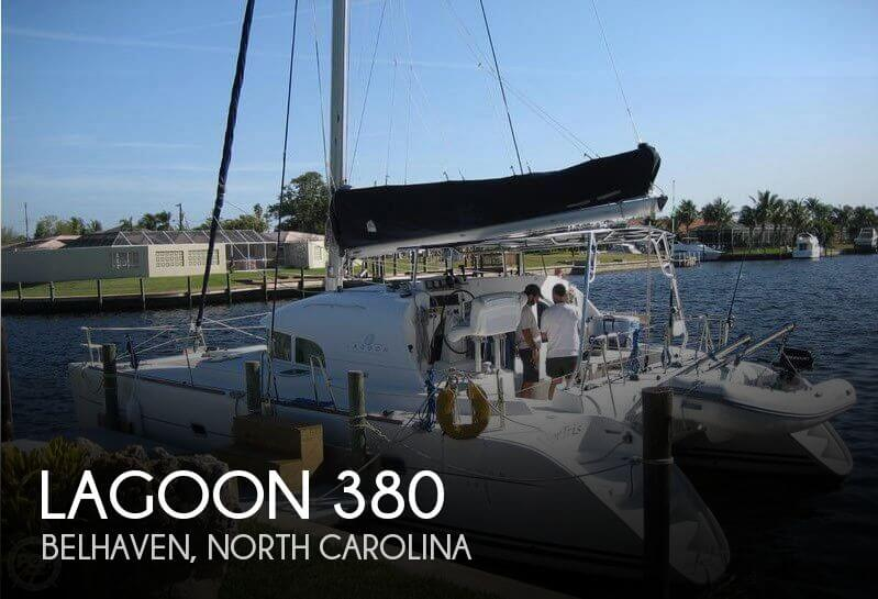 Used Sailboats For Sale in North Carolina by owner | 2002 Lagoon 38