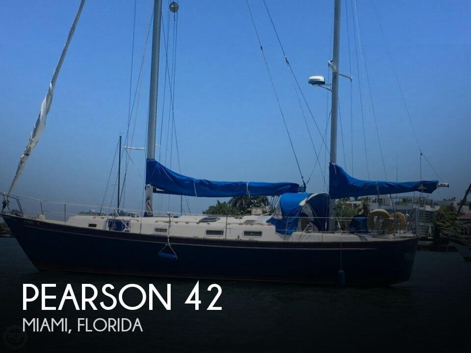 Used Pearson Boats For Sale by owner   1981 Pearson 42