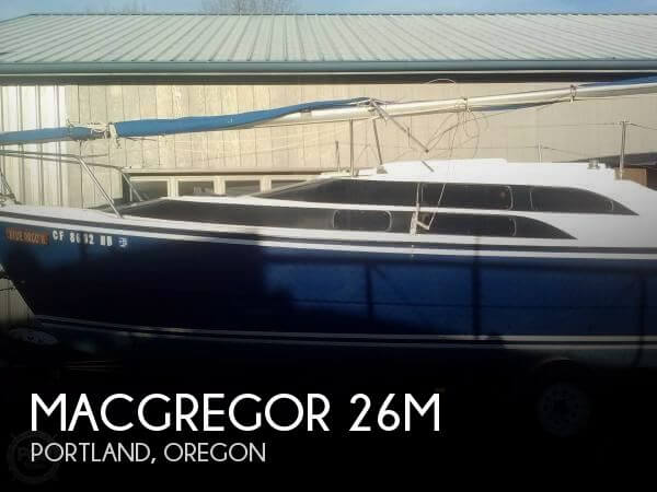 Used MacGregor Sailboats For Sale by owner   2004 MacGregor 26