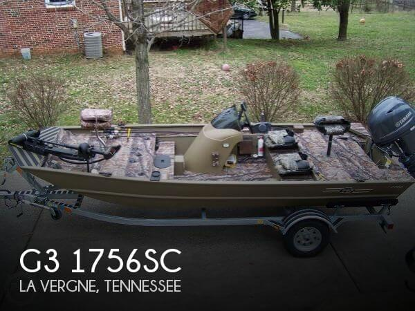 Used G3 Boats For Sale by owner   2012 G3 16