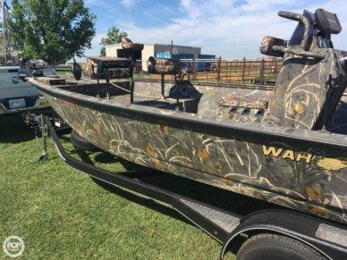 War Eagle 2170 CC Black Hawk, 21', for sale - $42,250