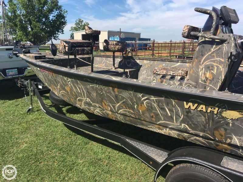 2017 War Eagle 2170 CC Black Hawk For Sale